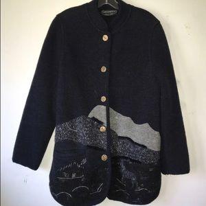Giesswinn Wool Jacket. Size 38, European